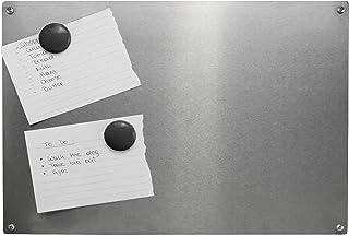 Magnetiskt anslagstavla   Memorandekort i storlek A3   4 inkluderade magneter och naglar   List & påminnelsearrangör   Ans...