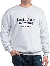 CafePress Special Agent in Training Classic Crew Neck Sweatshirt Ash Grey