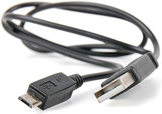 DURAGADGET Práctico Cable Micro USB De Sincronización De Datos para Portátil MSI GT63 Titan 8RG, MSI GT83VR 7RF, MSI PE62 7RD-1813ES, MSI PE62 7RD-1814XES, MSI PE72 7RD-1039ES, MSI PE72 7RD-1040XES