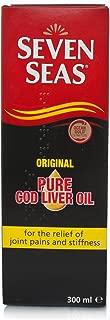 Seven Seas Cod Liver Oil Range Traditional Liquid 300mls by Seven Seas