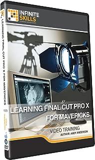 Learning Final Cut Pro X For Mavericks - Training DVD