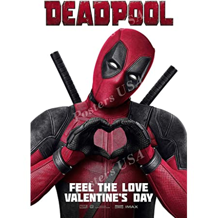 NEW POSTER PRINT PREMIUM,DEADPOOL IMAX Official ORIGINAL DESIGN MOVIE