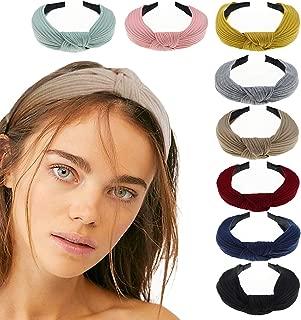 fabric covered plastic headbands