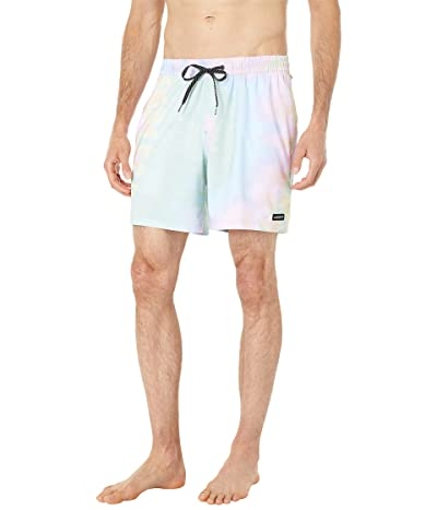 Quiksilver Mystic Session 17 Stretch Volley