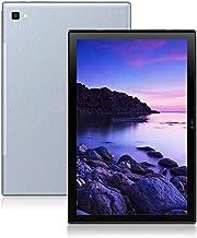 Tablet Android 10 pulgadas, pantalla IPS HD, tableta Android 10.0, procesador Octa-Core, 3GB RAM, 32GB ROM, soporte 4G llamada telefónica, Tablet PC con WiFi 5G, Bluetooth, GPS (gris)