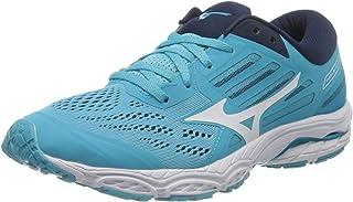 Mizuno Wave Stream 2 Neutralschuh Damen-Türkis, Schwarz, Zapatillas de Running Calzado Neutro para Mujer, Blue Atoll/White...