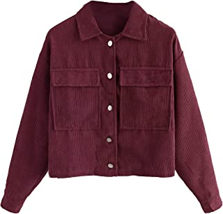 ouxiuli Mens Fashion Reversible Winter Stand Collar Jacket Coat Plush Lining Sweatshirt