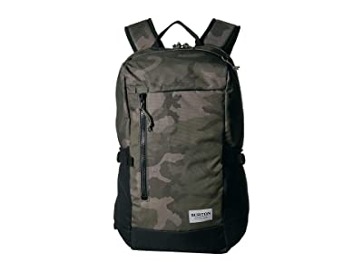 Burton Prospect 2.0 Backpack (Worn Camo Print) Backpack Bags