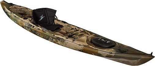 perception freedom fishing kayak