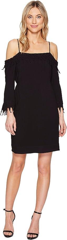 Crosshatch Rayon Dress KS5U7108