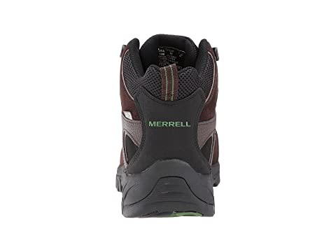 BlackEspresso Merrell Work Mid Waterproof Ridgepass Bolt CT YqxgCqTAw
