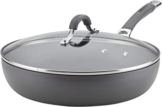 Circulon Radiance Deep Hard Anodized Nonstick Frying Pan / Fry Pan / Hard Anodized..