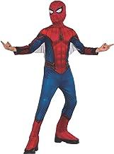 Spiderman - Disfraz, color Rojo y Azul, Tamaño S (Rubies,