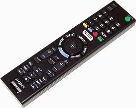OEM Sony Remote Control Originally Shipped with: KDL32W600D, KDL-32W600D, KDL48R510C, KDL-48R510C, KDL48R530C, KDL-48R530C