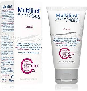 Multilind Crema parar el alivio de picor e irritaciones de pieles atópicas secas y extrasecas -75ml