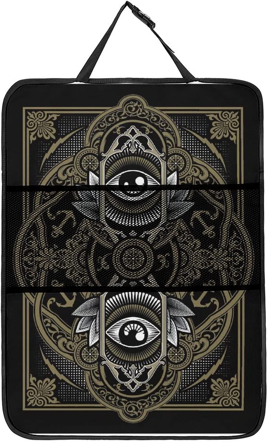 Recommendation Playing Card Exploration Car Organizers Free shipping on posting reviews Kick Protec Mat Seat