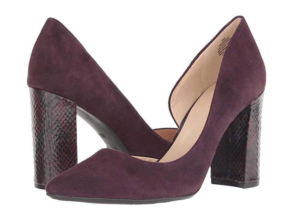 Nine West Anisa9X (Dark Purple 1) Women