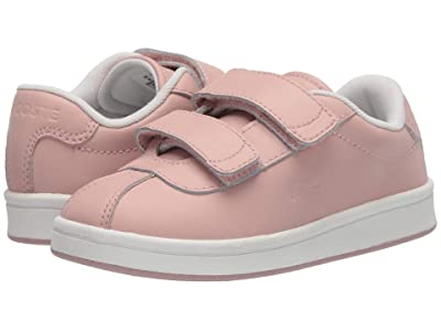 Lacoste Kids Masters 120 2 SUI (Toddler/Little Kid) (Natural/Off-White) Kid