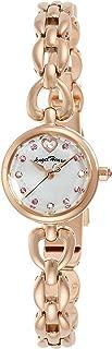 [エンジェルハート] 腕時計 ブライトハート ホワイトパール文字盤 スワロフスキー BH21PW ピンクゴールド
