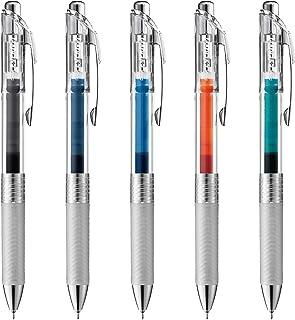Pentel Gel Ink Ballpoint Pen ENERGEL Infree 0.5mm [5 colors] (Japan Import)