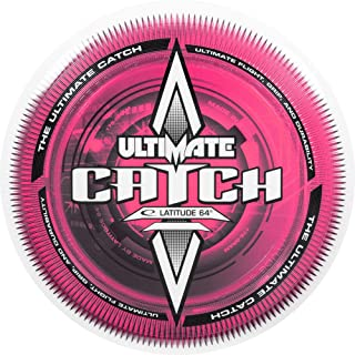 D·D DYNAMIC DISCS Latitude 64 Catch Ultimate Disc | Straight Flying Ultimate Frisbee | Longer Flight Time and Control