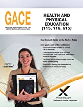 GACE Health and Physical Education 115, 116, 615