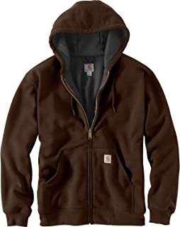 Men's Rain Defender Rutland Thermal Lined Hooded Zip Front Sweatshirt