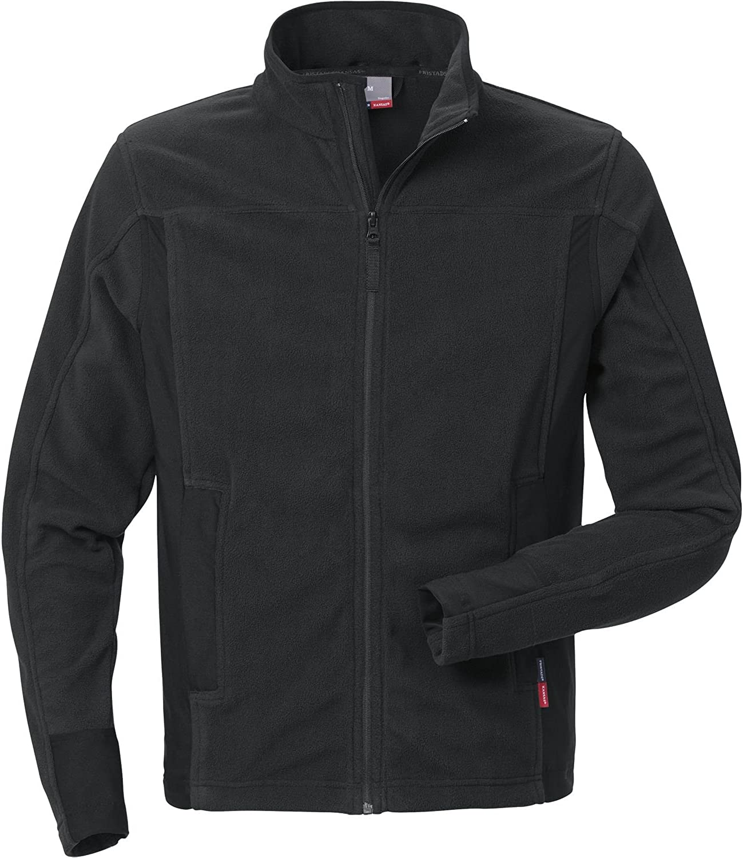 Fristads Kansas Workwear 120966 Fleece Jacket Black S