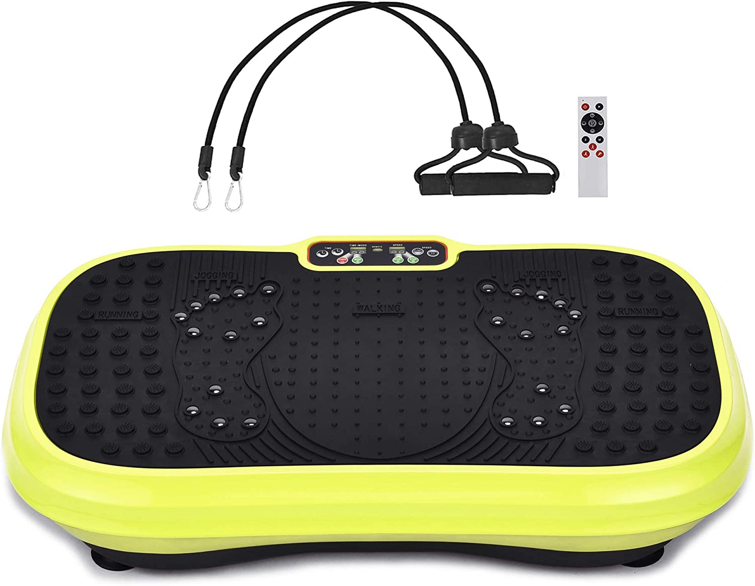 SEAL limited product MUCHOO Vibration Plate Easy-to-use Fitness Machine Body Platfo Workout Whole