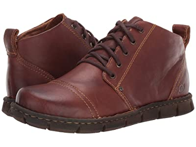 Born Boulder (Tan (Saddle) Full Grain) Men