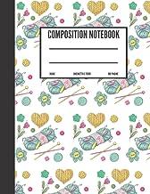 Composition Notebook Uncinetto e Ferri 100 pagine Righe: Quadernone a Righe con per tutti gli Appassionati di Lavori a Mag...