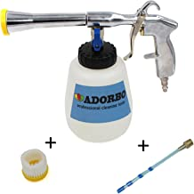 ADORBO Air Pulse Car Cleaning Gun Washing Detailing Tool (with US M Style Plug)