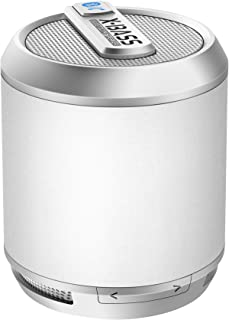 Divoom Bluetune Solo Portable Speakers (X-BASS, Bluetooth, White)