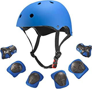 Dostar Kids Bike Helmet, CPSC Certified Lightweight Impact Resistance Adjustable Helmet for Ages 3-8, Multi-Sports Safe Durable Comfortable Bicycle Skateboard Helmets