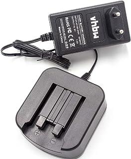 vhbw 220V Ladegerät Ladekabel für Werkzeug Festo/Festool C15, DRC15, DRC18, FLC Uni LED Cordless Flashlight, KAL SYSLITE LED Work Light, PDC15