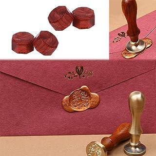 Dynamovolition Vintage Antico ceralacca Cera Multicolore frecce Modello Speciale Cera ceralacca sigillata per Busta di Carta invito Matrimonio