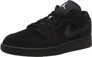 huge discount 06cab 0ebf0 Jordan Nike Kids Air 1 Low BG Basketball Shoe