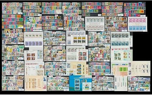 Goldhahn Europa CEPT postfrische  komplette Jahrg e 1964-1988 Briefürken für Sammler