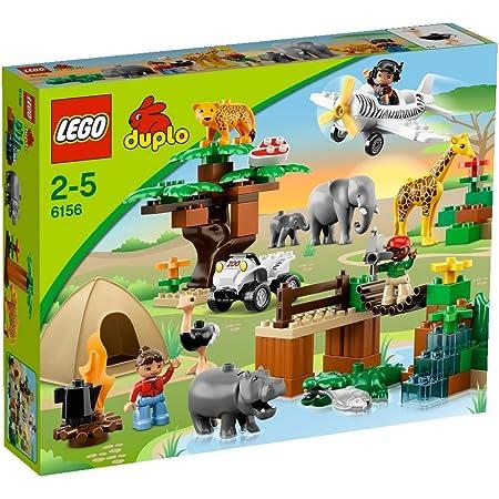 レゴ (LEGO) デュプロ サファリパーク 6156