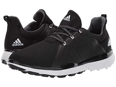 adidas Golf Climacool Cage (Core Black/Footwear White/Grey Six) Women