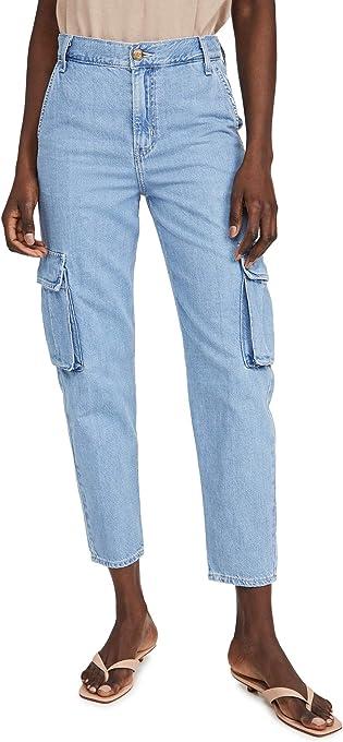 Levi's Women's Loose Cargo Jeans