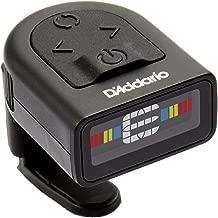 D'Addario ダダリオ ヘッドストックチューナー クロマチックタイプ NS Micro Headstock Tuner フルカラーディスプレイ PW-CT-12 【国内正規品】