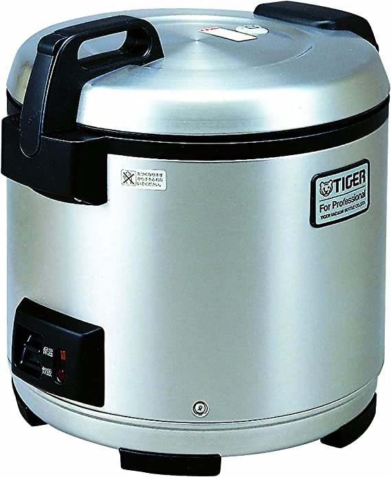 Tiger JNO-A36U-XB 20-Cup (Uncooked) Commercial Rice Cooker and Warmer