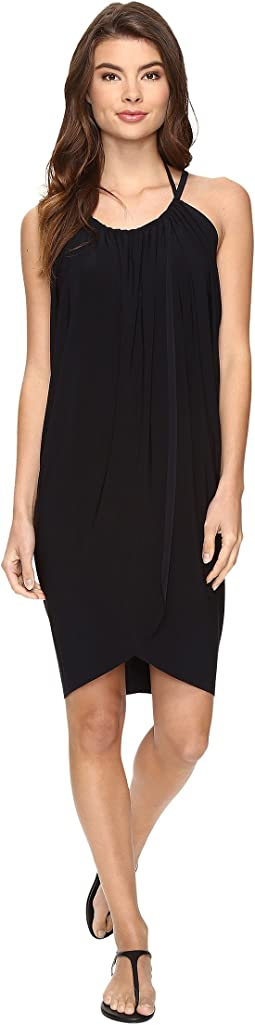 Magicsuit - Solids Draped Cover-Up