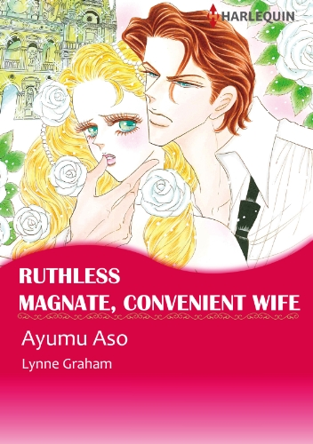 Ruthless Magnate, Convenient Wife: Harlequin comics (English Edition)