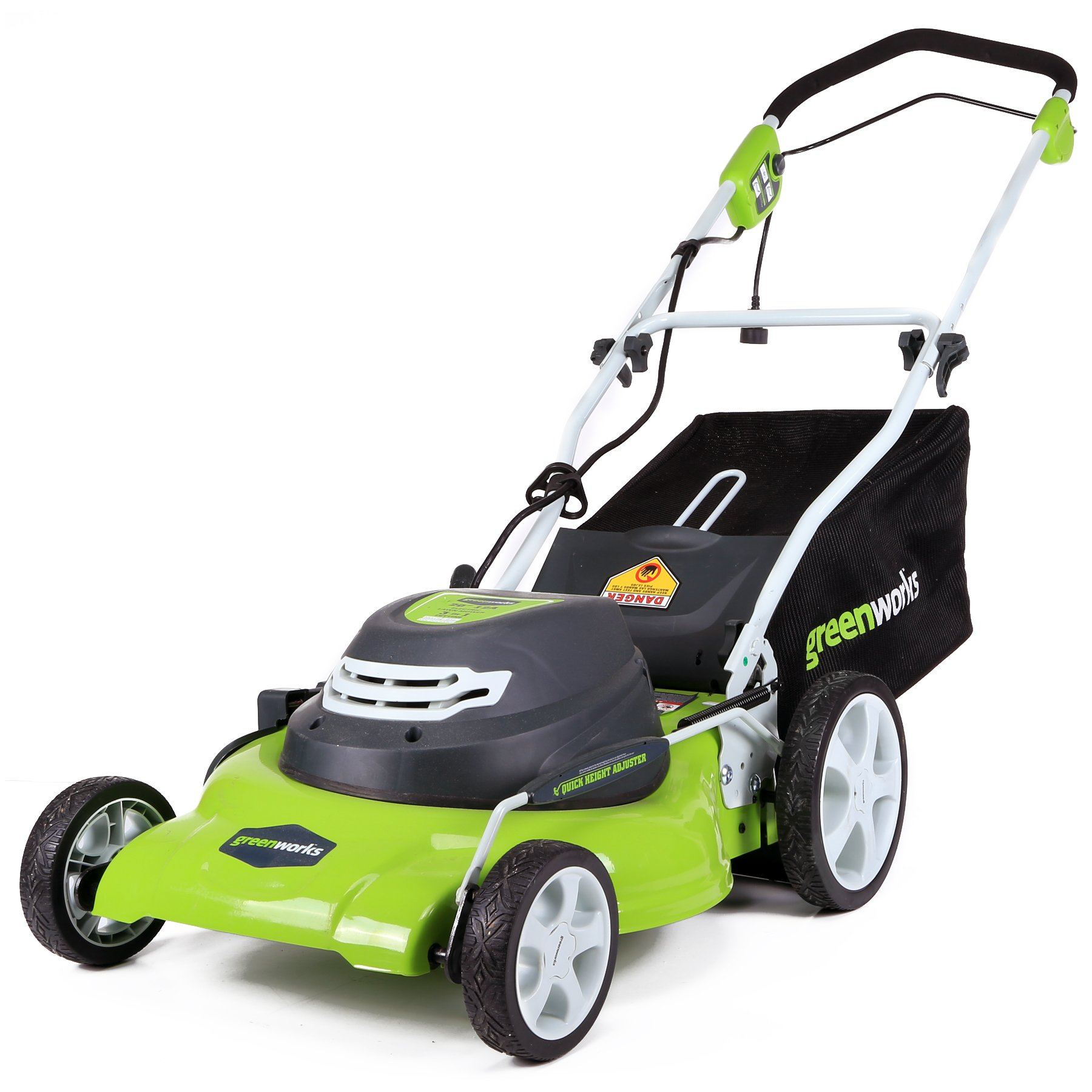 GreenWorks 20 Inch Corded Electric 25022