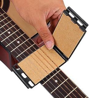 Guitarra Cuerdas Diapasón Limpiador Mantenimiento Herramienta para Guitarra Eléctrica Acústica
