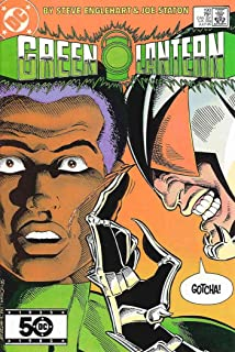 Green Lantern (2nd Series) #190 VF/NM ; DC comic book