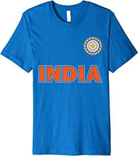 India Independence Day Shirt 15 August Indian Flag Patriotic Premium T-Shirt
