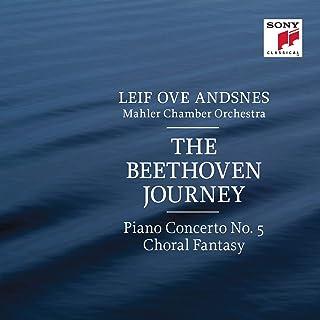 "The Beethoven Journey: Piano Concerto No. 5 E-Flat Major, 73 & Fantasia in C Minor, OP. 80""Choral Fantasy"